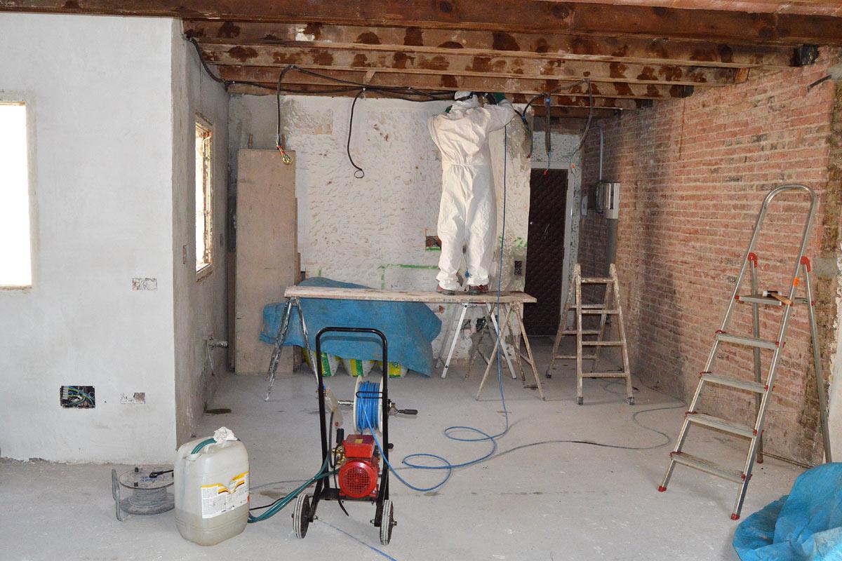 Tratamiento contra carcoma de la madera for Carcoma de la madera