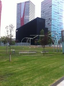 Edificio en BCN /Certificación Leed /SIGEAM 2014