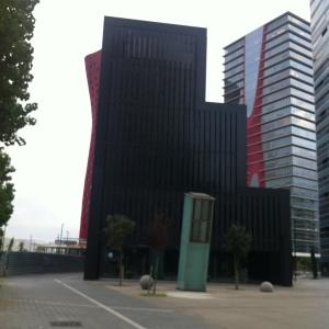 Edificio en BCN /Certificación Leed