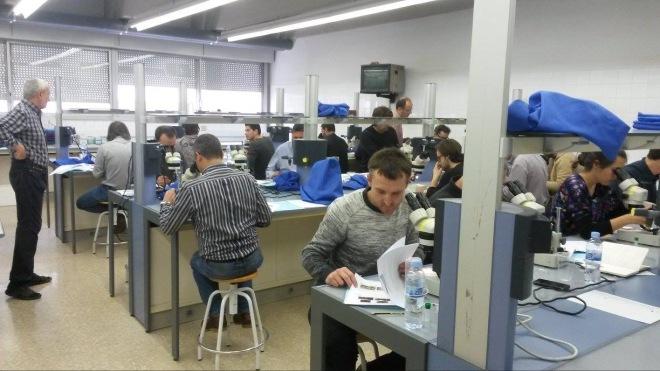 Colaboración Científico – Universitaria en el campo de Control de Plagas