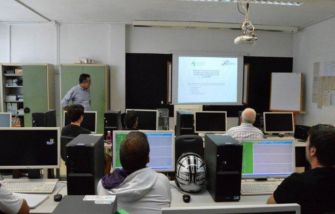 SIGEAM colabora en el curso de Nivel 2 de biocidas