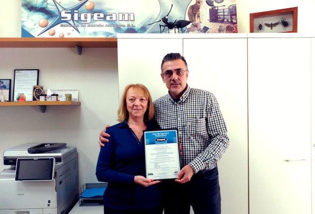 SIGEAM obtiene la certificación EN16636