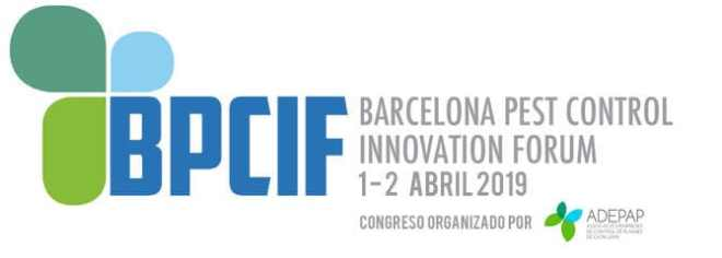 Barcelona Pest Control Innovation Forum (BPCIF) 2019
